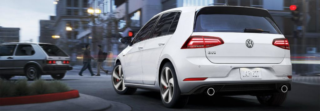 2018 VW Golf GTI Performance Specs and Engine Horsepower