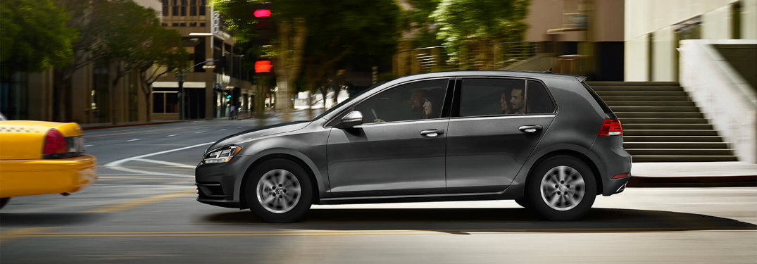 What features are there for the 2018 VW Golf?