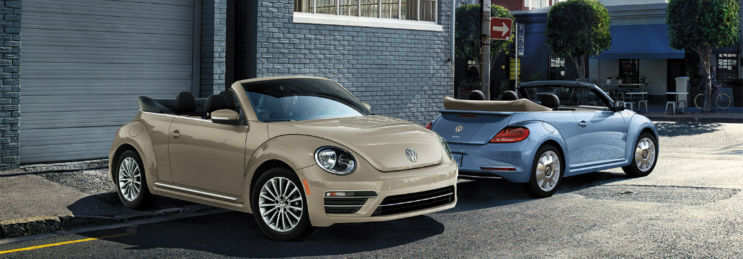 2019 Volkswagen Beetle Final Edition Convertibles