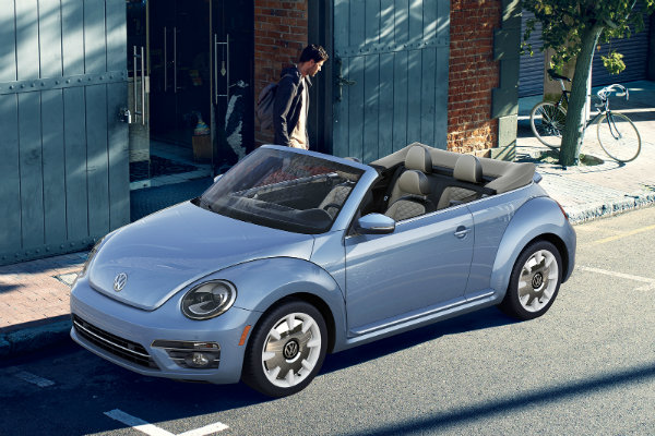 2019 Beetle Convertible Final Edition