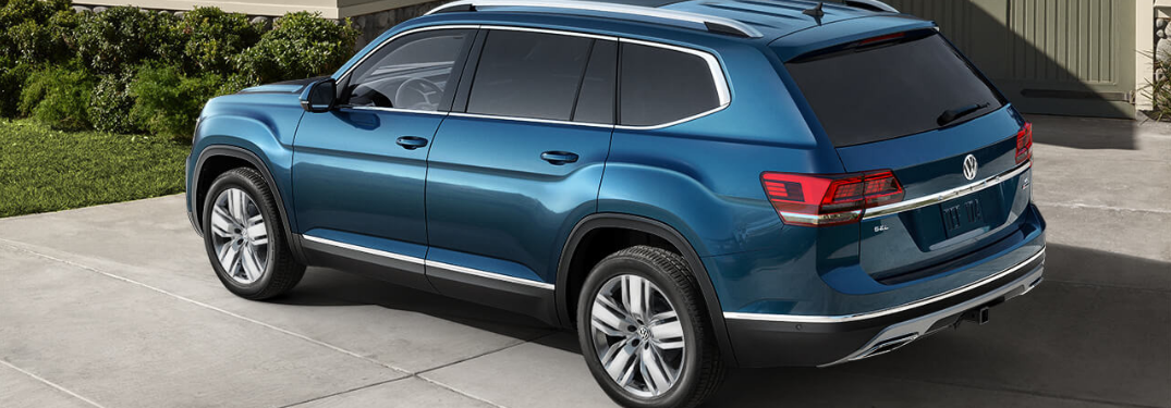 volkswagen atlas trim levels