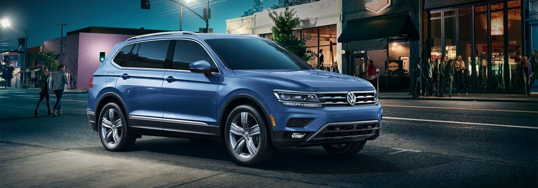 What Colors Does The 2019 Volkswagen Tiguan Come In