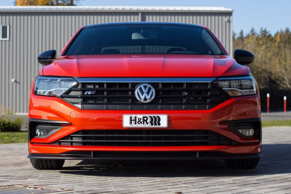 H&R Special Springs Jetta R-Line front grille