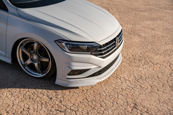 Jetta S by Jamie Orr front grille
