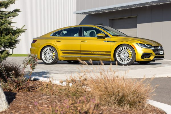 H&R Special Springs Arteon full view