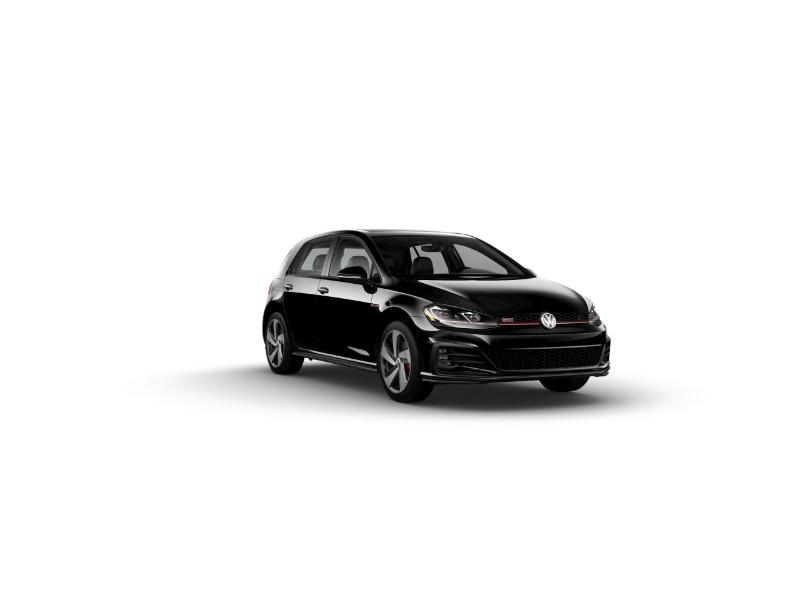 2019 Volkswagen Golf GTI Deep Black Pearl