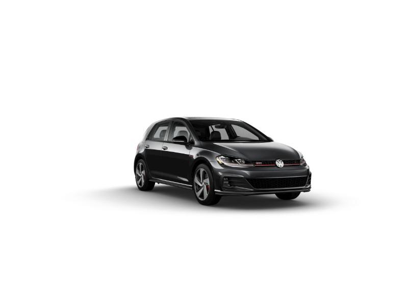 2019 Volkswagen Golf GTI Urano Gray