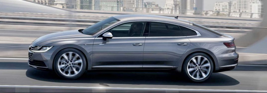 VW Arteon Usa >> What Colors Does The Volkswagen Arteon Come In