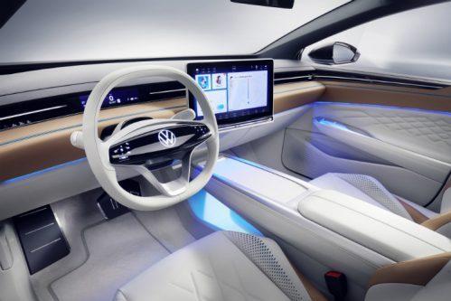 ID. SPACE VIZZION interior