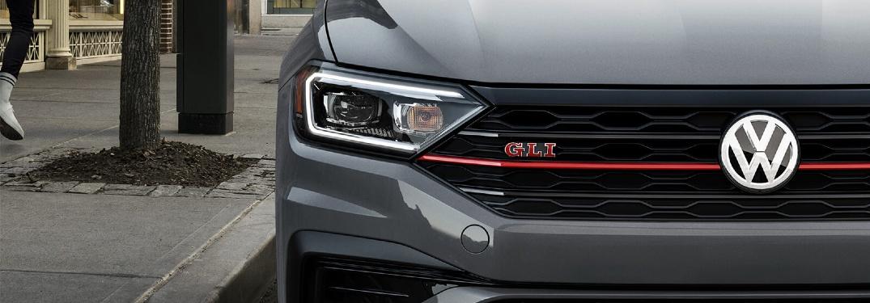 2020 Volkswagen Jetta GLI grille