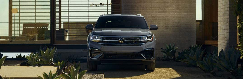 2020 Volkswagen Atlas Cross Sport Exterior Front Fascia