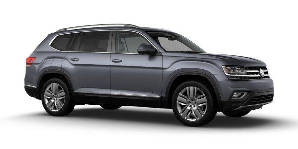 2020 Volkswagen Atlas Platinum Gray Metallic