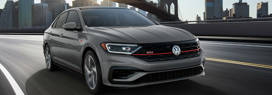 2020 Volkswagen Jetta GLI available in 5 exterior paint color options
