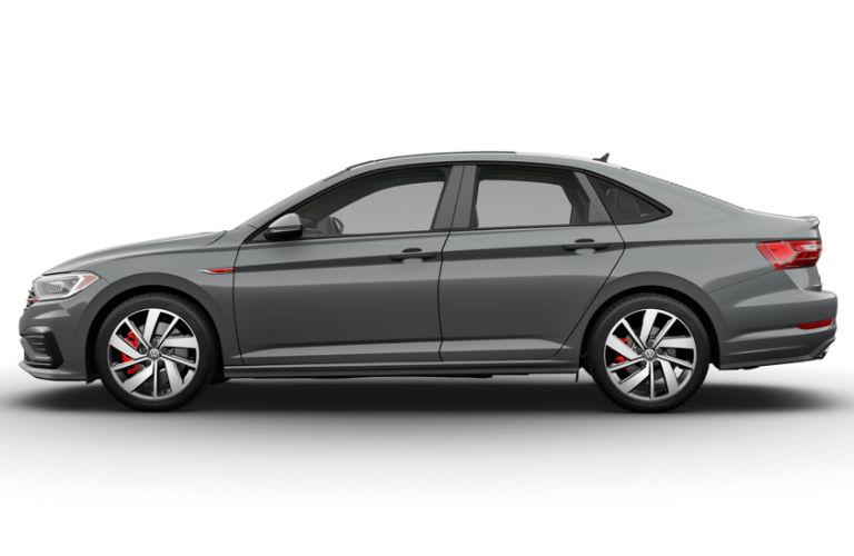 2020 Volkswagen Jetta GLI Pure Gray