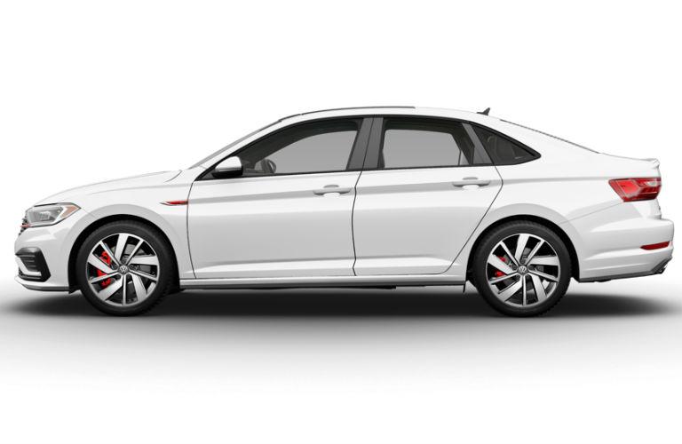 2020 Volkswagen Jetta GLI Pure White