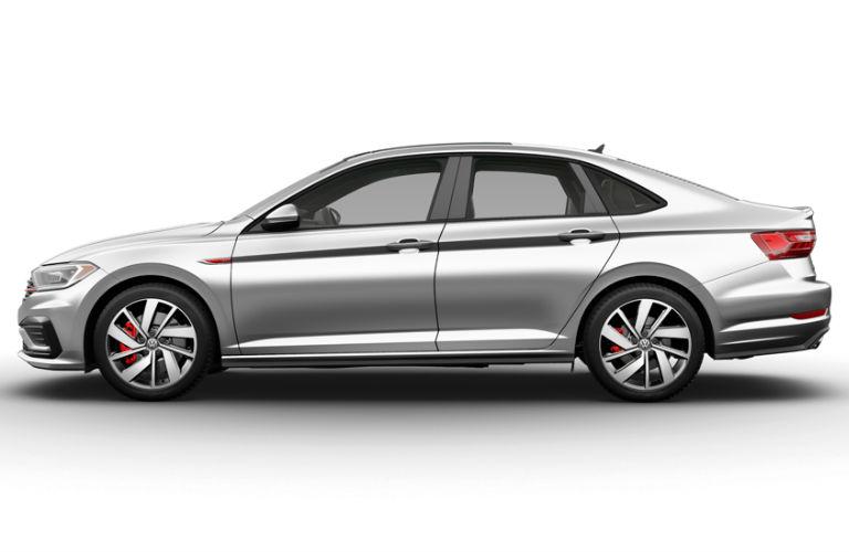 2020 Volkswagen Jetta GLI Pyrite Silver Metallic