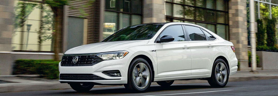 2020 Volkswagen Jetta available in 6 exterior paint color options