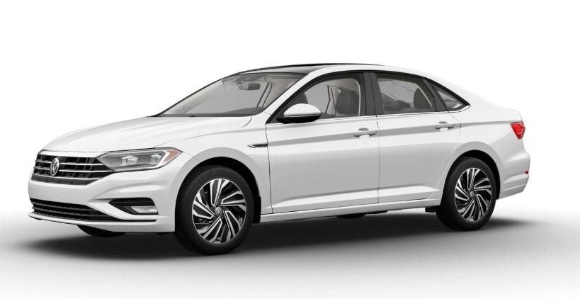 2020 Volkswagen Jetta Pure White