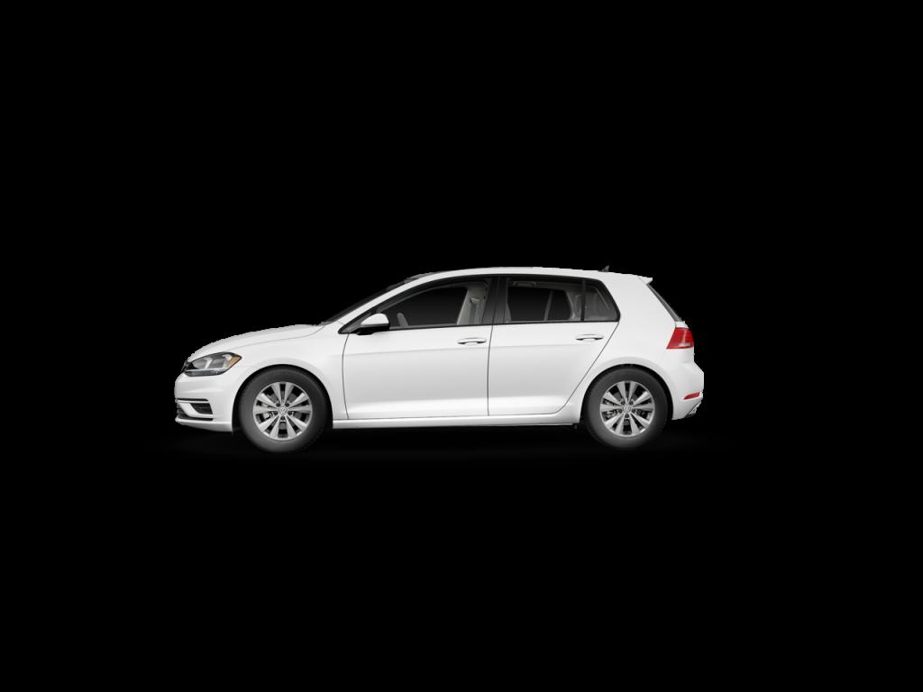 2020 Volkswagen Golf Pure White