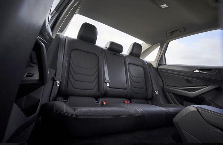 2020 Volkswagen Jetta rear passenger seats
