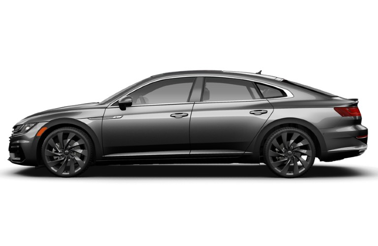 2020 Volkswagen Arteon Manganese Gray Metallic
