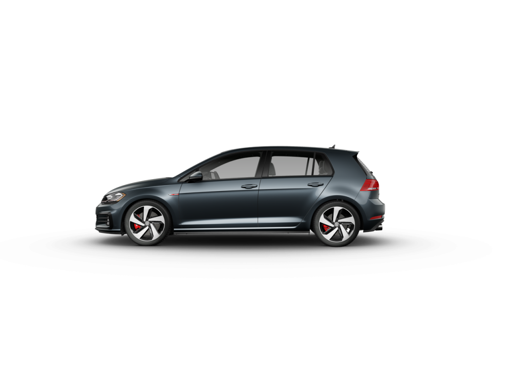 2020 Volkswagen Golf GTI Dark Iron Blue Metallic