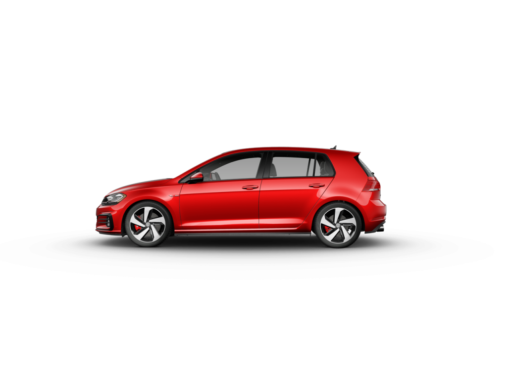 2020 Volkswagen Golf GTI Tornado Red