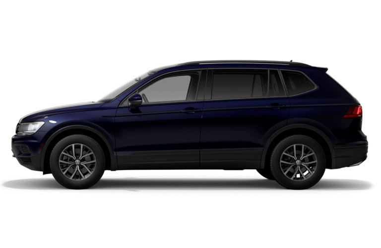 2021 Volkswagen Tiguan Atlantic Blue Metallic