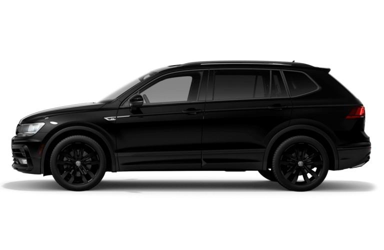 2021 Volkswagen Tiguan Deep Black Pearl