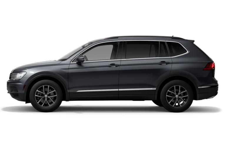2021 Volkswagen Tiguan Platinum Gray Metallic