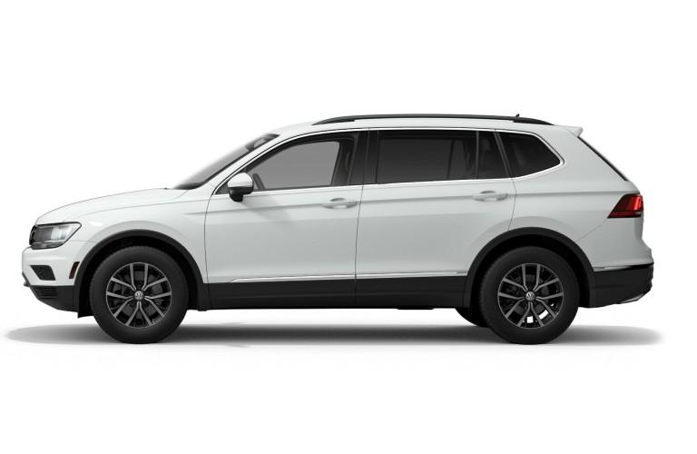 2021 Volkswagen Tiguan Pure White_o - Karen Radley Volkswagen