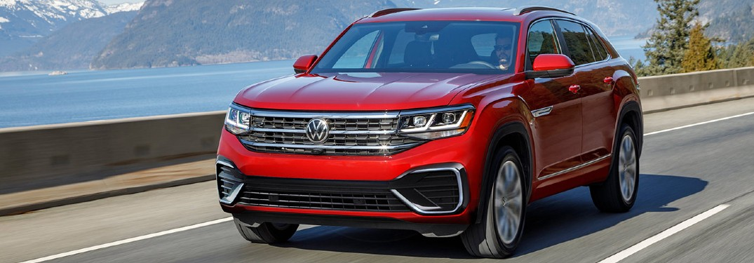 Innovative driver-assist safety technology features available in the new 2021 Volkswagen Atlas Cross Sport