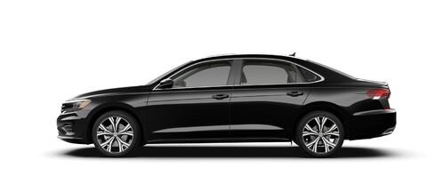 2021 Volkswagen Passat Deep Black Pearl