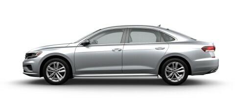 2021 Volkswagen Passat Reflex Silver Metallic