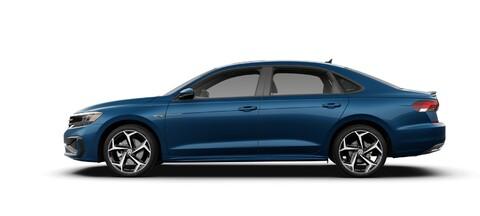 2021 Volkswagen Passat Tourmaline Blue Metallic
