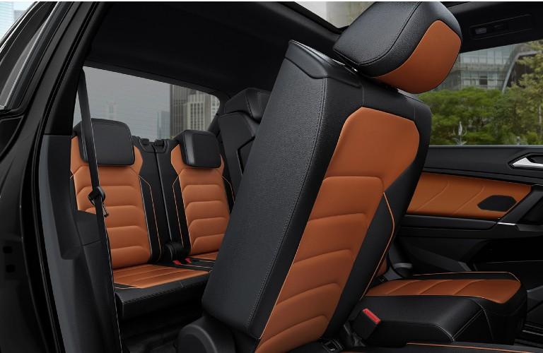 2021 Volkswagen Tiguan interior seats