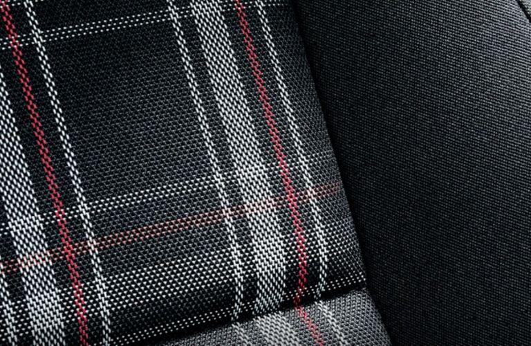 2021 Volkswagen Golf seat texture