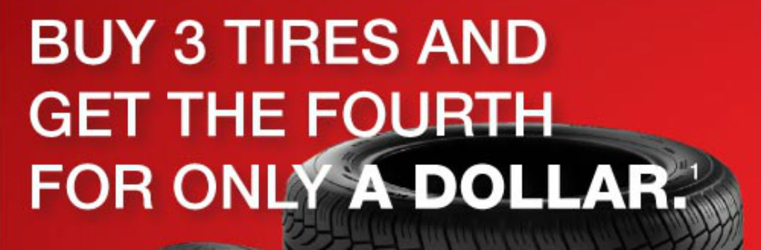 Save on Tires from Serra Toyota!