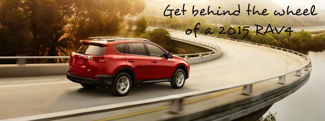 Toyota Dealership Birmingham >> Which features come standard on the 2015 Toyota RAV4?