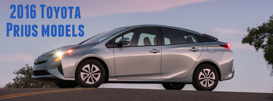 How Many Models Will Be Available For The 2016 Toyota Prius