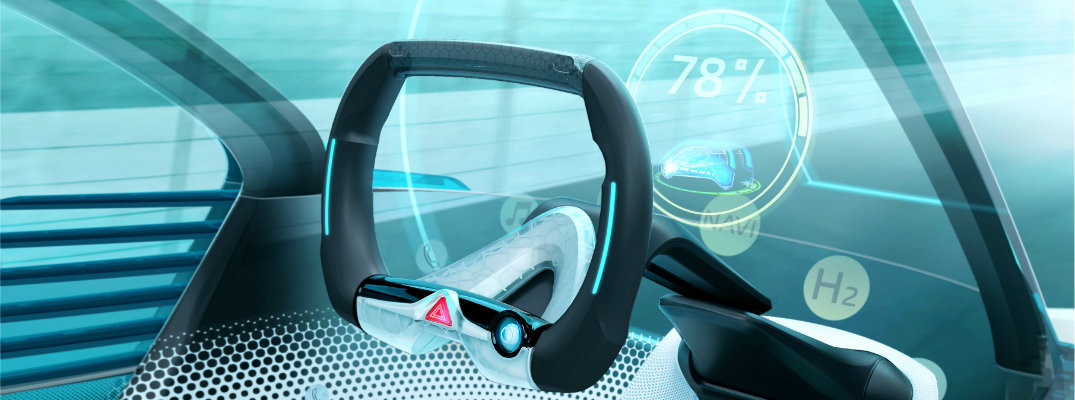 Toyota technologies on display at CES 2016