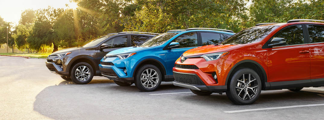 What Color 2017 Toyota RAV4 Should I get?