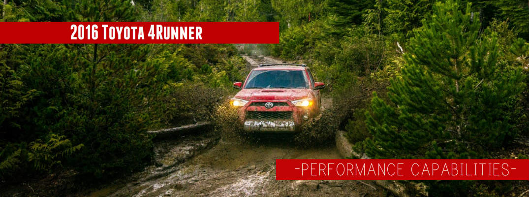 2016 Toyota 4Runner performance_o