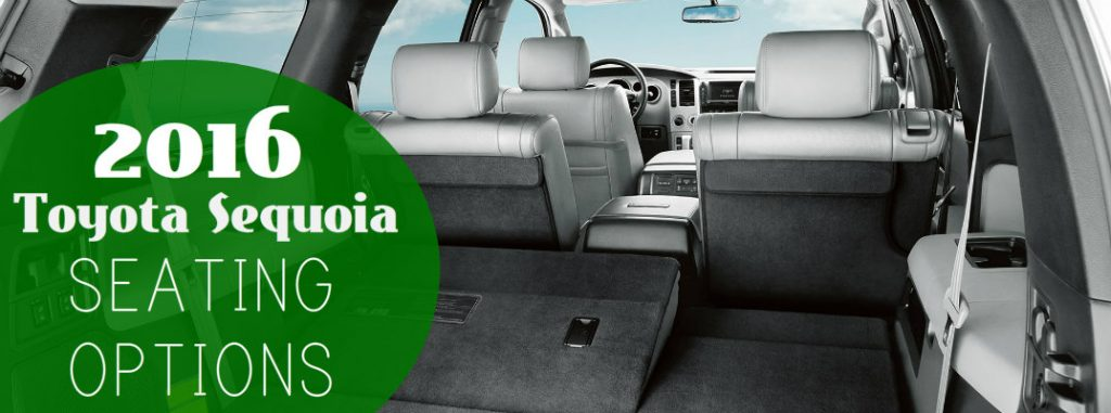 Toyota Birmingham Al >> Does the Toyota Sequoia have captain's chairs?