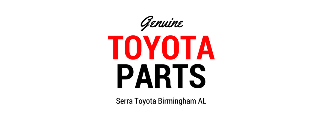 Genuine Toyota Parts and Tires in Birmingham AL