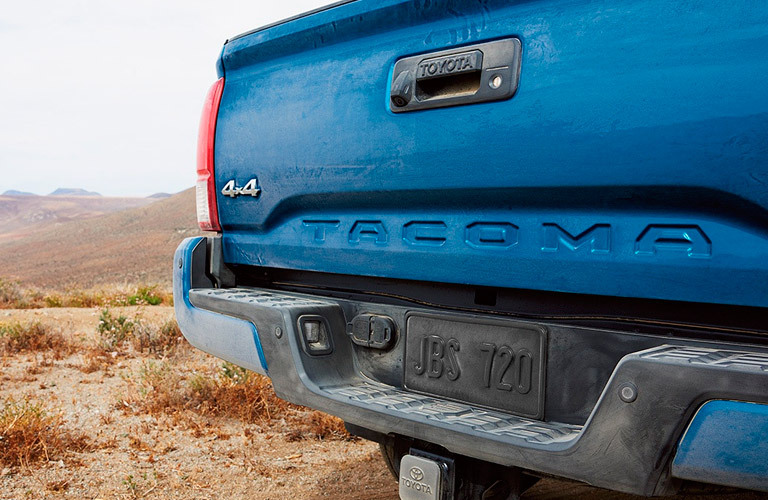 2017 Toyota Tacoma in Blue