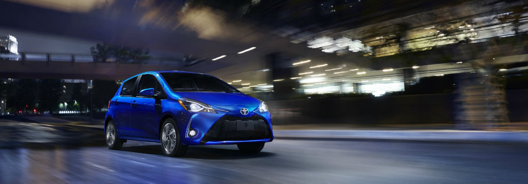 2018 Toyota Yaris Cost Details and Information