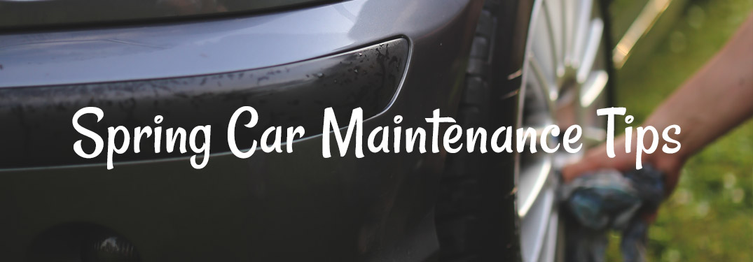 How to Spring Clean your Car and Practice Preventative Maintenance