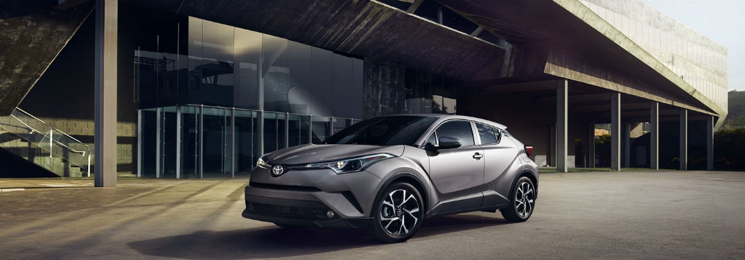 2018 Toyota C-HR XLE Premium Convenience and Safety Technology