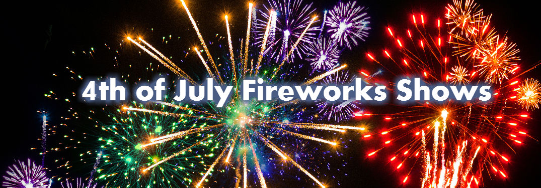 4th of July Fireworks and Festivals in Jefferson County